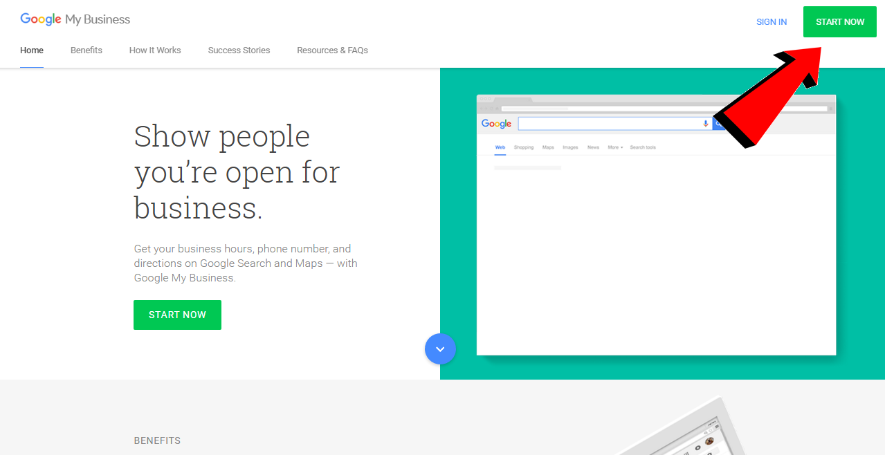google-my-business-home-page